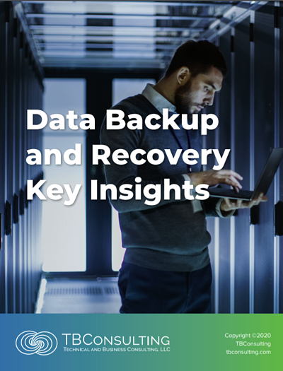 backup and recovery key insights