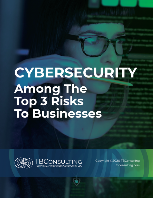 cybersecurity top 3 risks to businesses